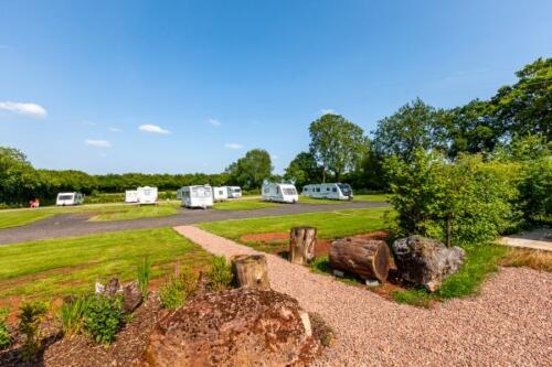 Greenacres Campsite Forest of Dean | Near Coleford & Symonds Yat